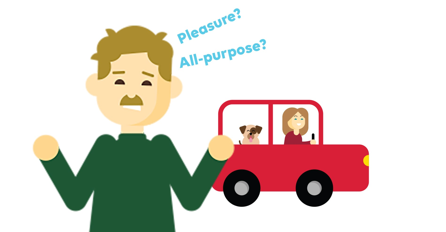 Pleasure or purpose insurance
